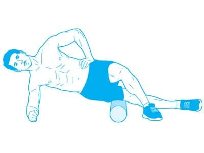 Iliotibial Foam Roller Exercises - Revive Physiotherapies and Pilates