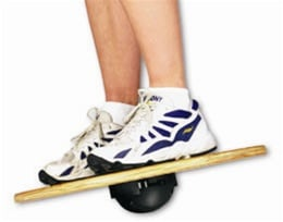 Ankle Exercises - Wobble Board - Revive Physiotherapy and Pilates