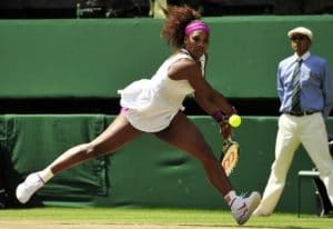 Venus Williams, Backhand - Core Exercises You're Not Doing - Revive Physiotherapy and Pilates