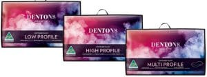 Dentons pillows - Available at Revive Physiotherapy and Pilates
