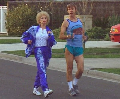 Beat the Heat - Kath and Ken, Power Walking