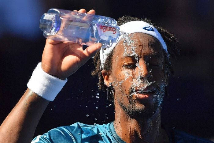 Beat the Heat - Australian Open Tennis